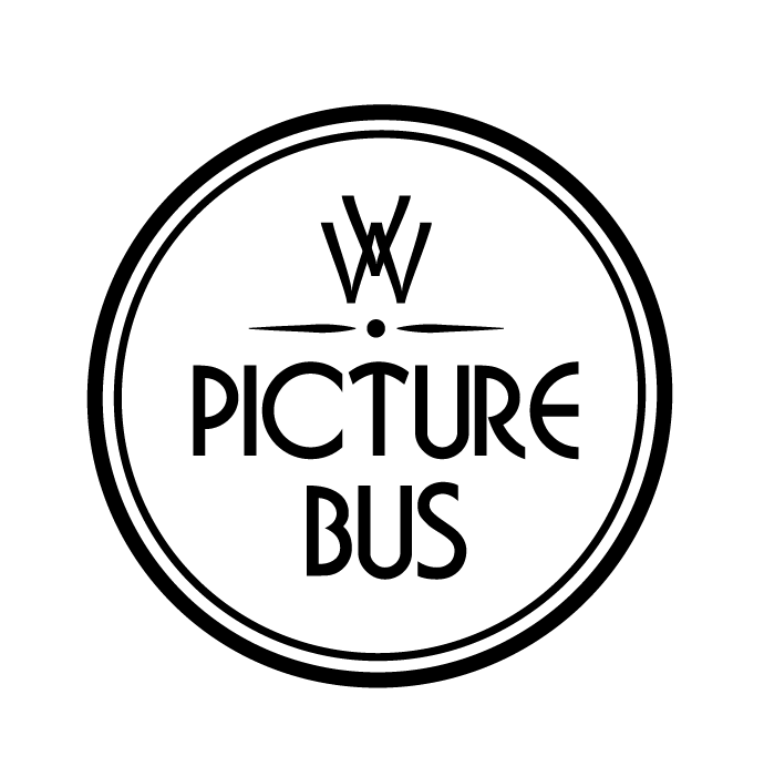 vw picture bus Turbo Minivan