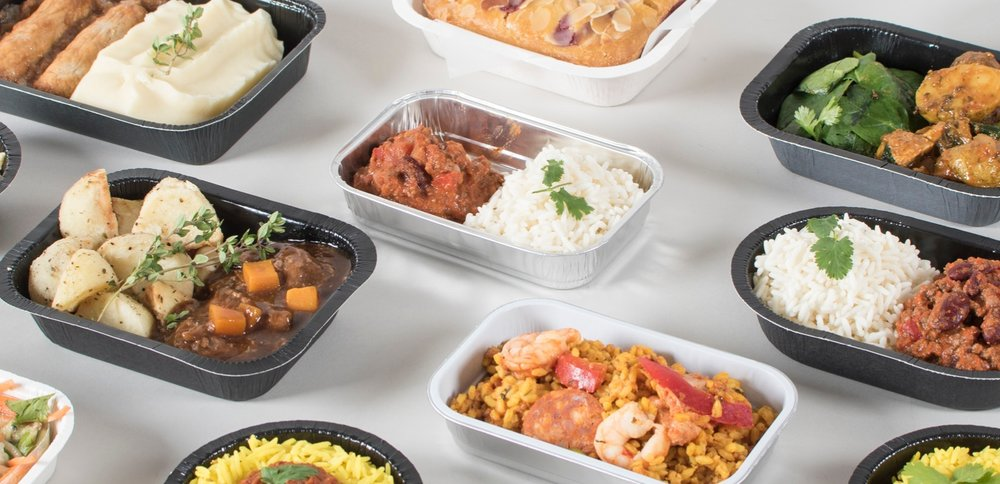 Food Producers, Contract Caterers - We stock a wide variety of products to cater for all your needs across prepping, production,packaging and cleanup. From day dots to detergents, we sell products carefully selected for your needs.