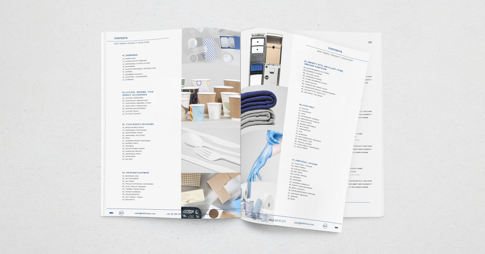 Takeaway Packaging Catalogue  -