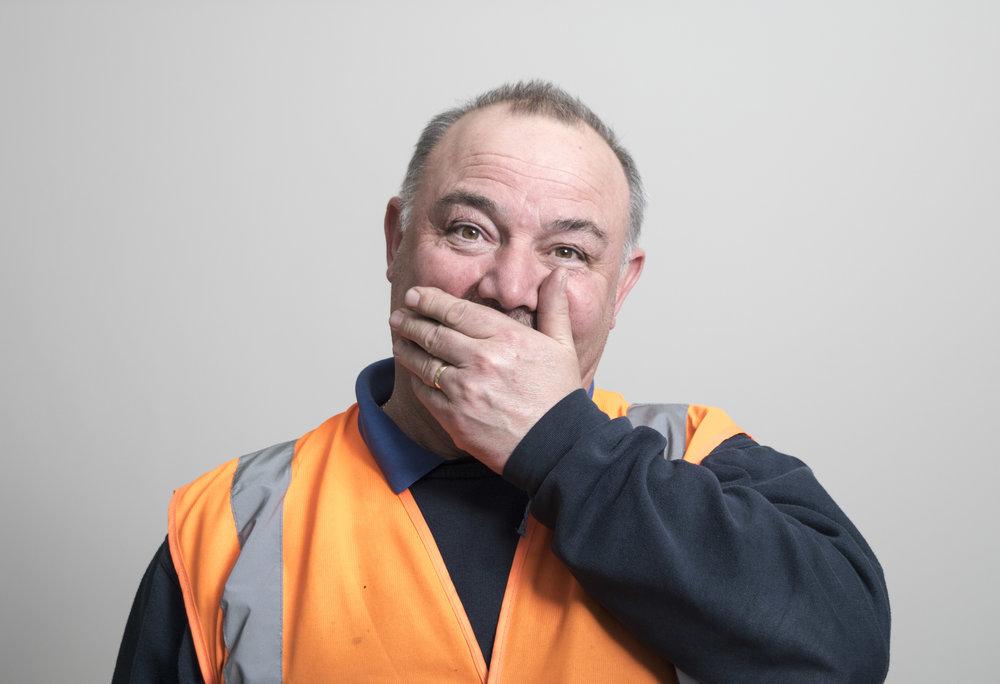 Mark Howells - Transport Manager