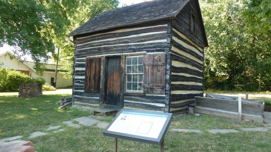 Mayhew Cabin & John Brown's Cave