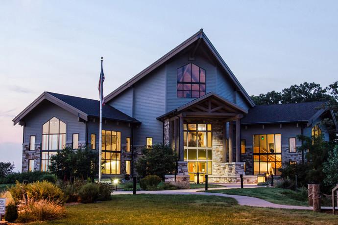 Missouri River Basin Lewis & Clark Visitor Center