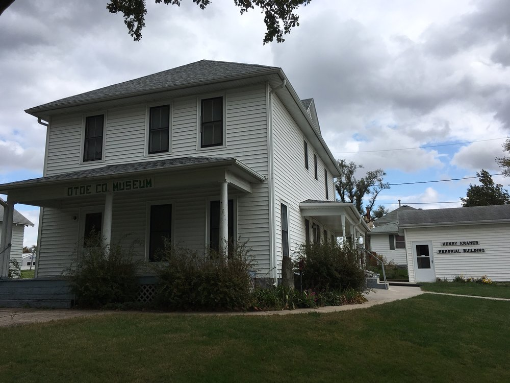 Otoe County Museum of Memories