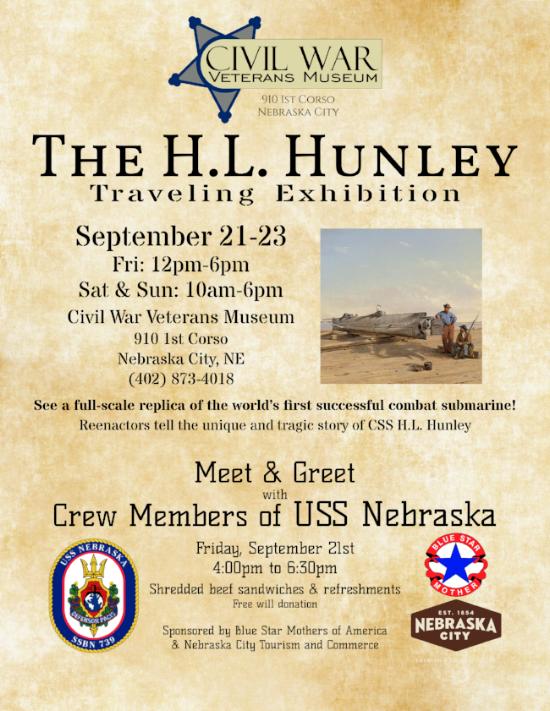 HL Hunley Exhibit Flyer (facebook).png