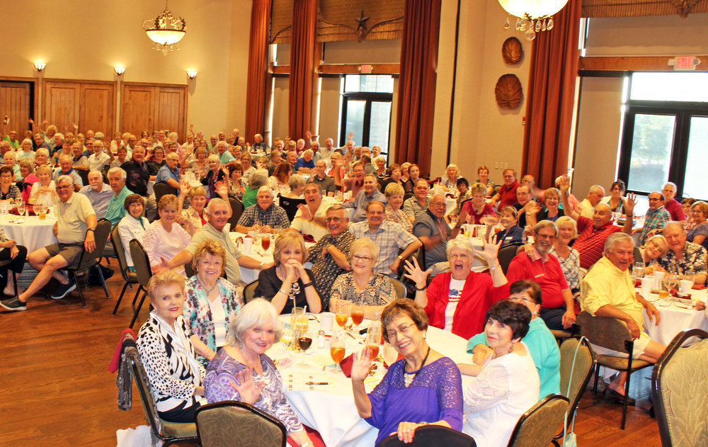 264 Fairview residents attended Trivia Night at Heritage Ranch.