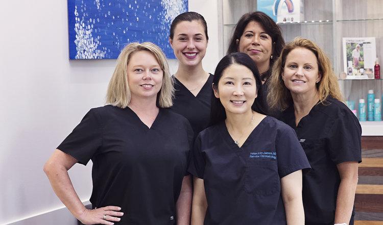 Fairview Dermatology Prioritizes Patient Education Lovejoy Messenger
