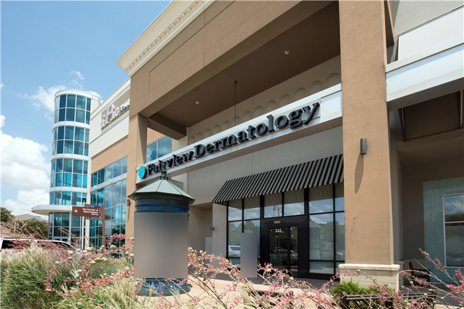 Fairview Dermatology is located at 331 Town Place in Fairview Town Center.