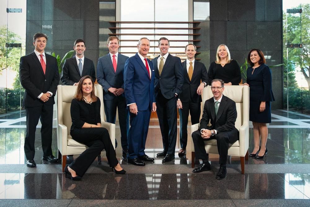 Probity Advisors, Inc. staff. (Photo provided by Probity Advisors, Inc.)