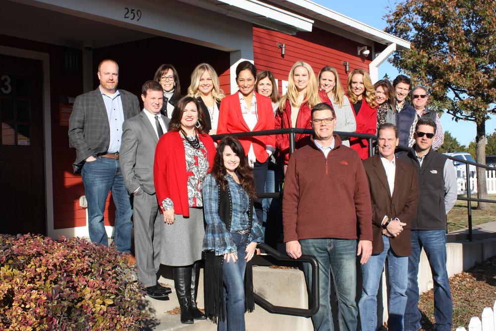 2018 – 19 Foundation for Lovejoy Schools Board of Directors.
