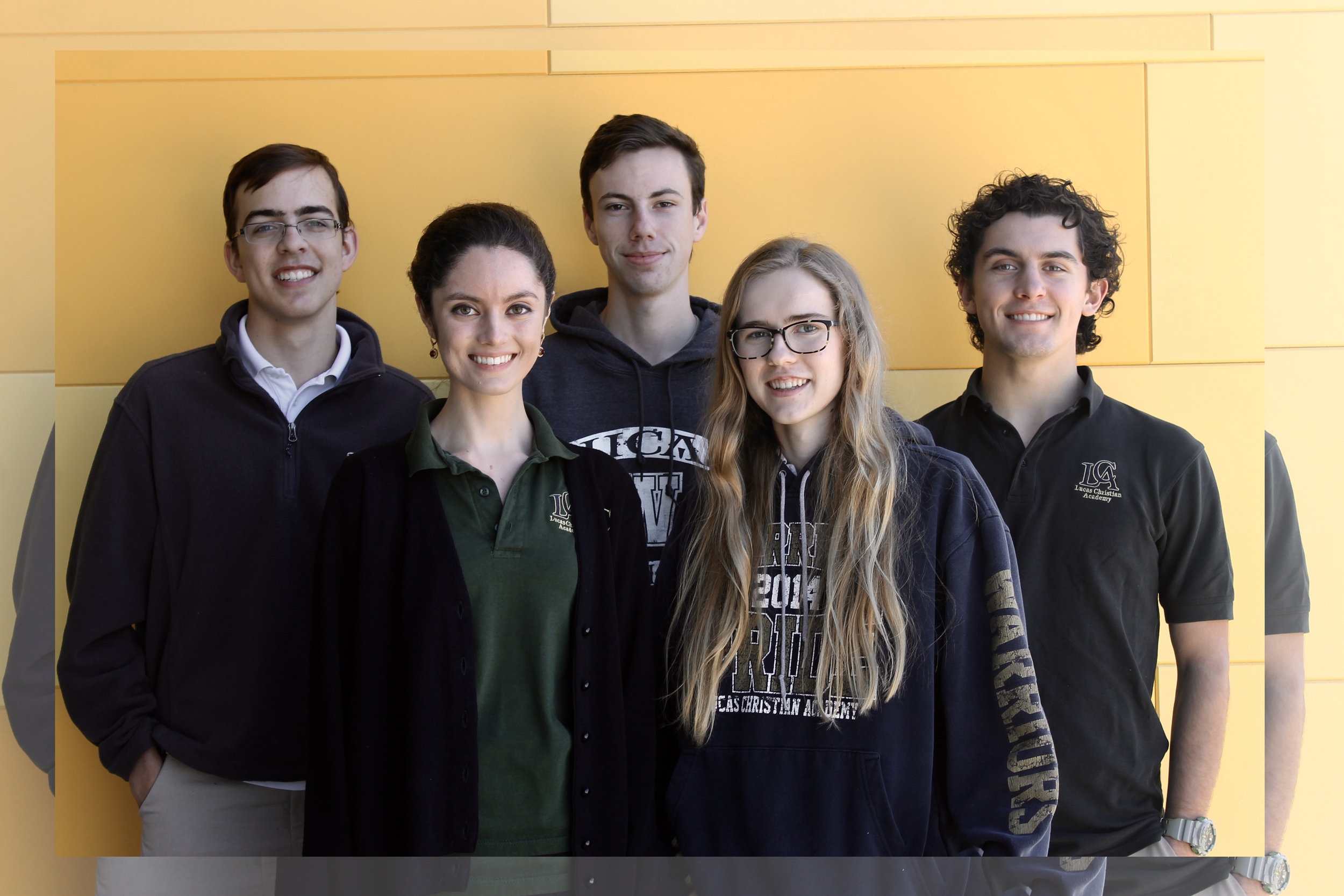 Lucas Christian Academy Students Earn National Merit