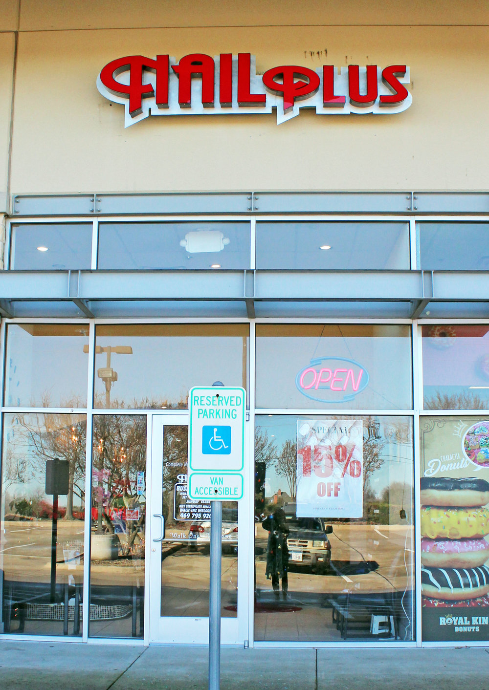 Nail Plus is located at 1546 E. Stacy Rd., Ste. 190, Allen 75002.
