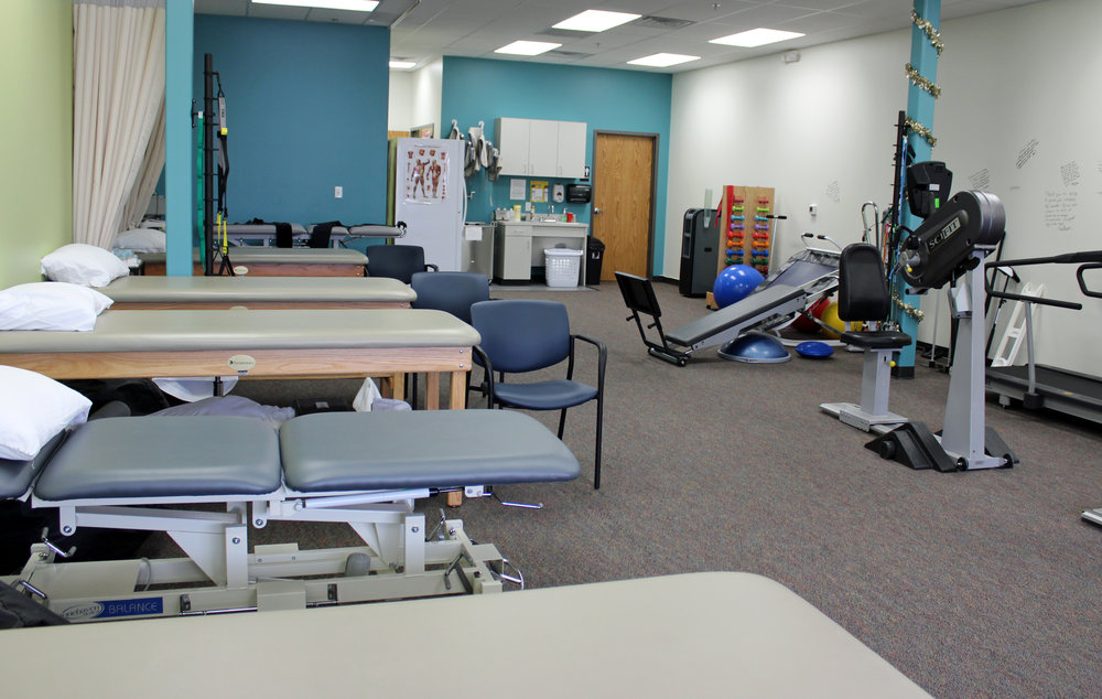 Achieve Physical Therapy & Performance provides a gamut of equipment which allows for customized treatment for each patient.