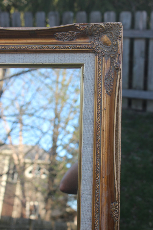Gold Mirror 2 - Close Up