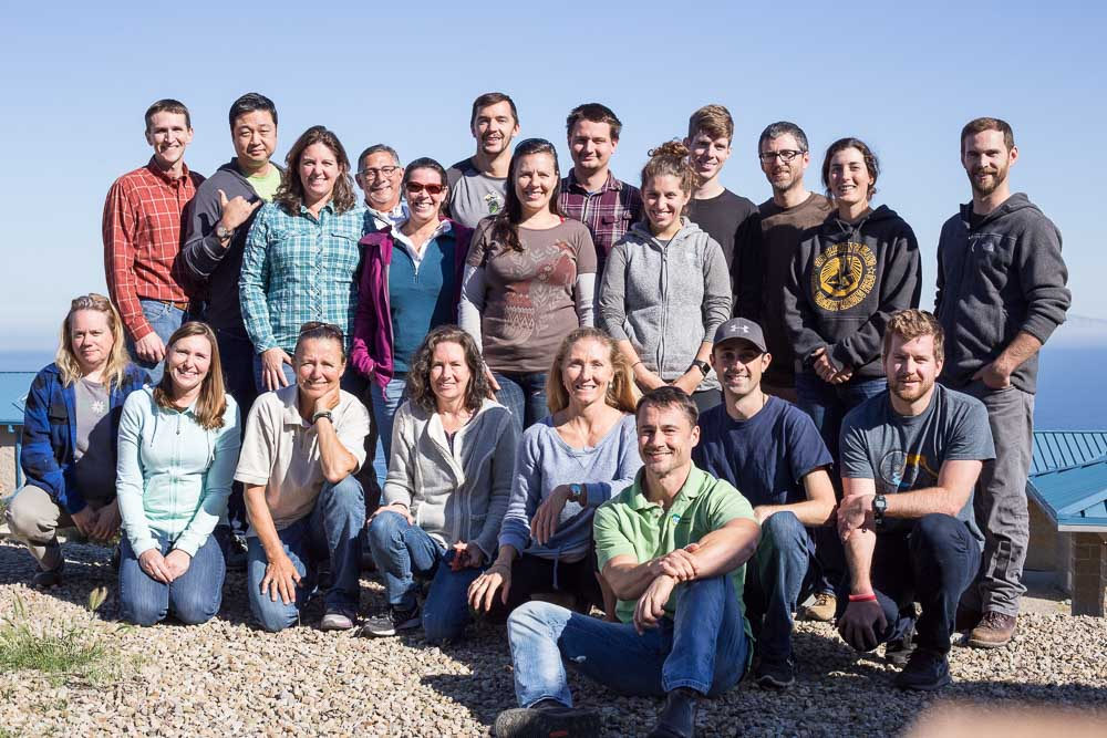 San Clemente Island, California - A 3-day workshop was led by Andrew and Quinn on San Clemente Island, California, February 6–8, 2018, including 19 people from the United States Navy, US Fish and Wildlife Service, San Diego State University, Institute for Wildlife Studies, and California Department of Fish and Game.