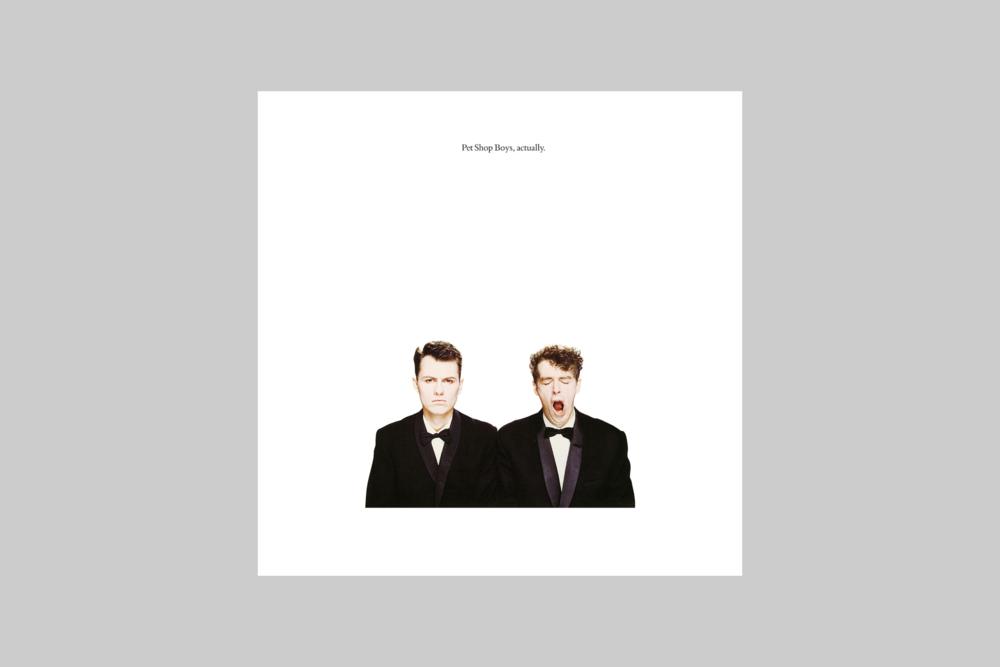 Pet Shop Boys - Actually -1987