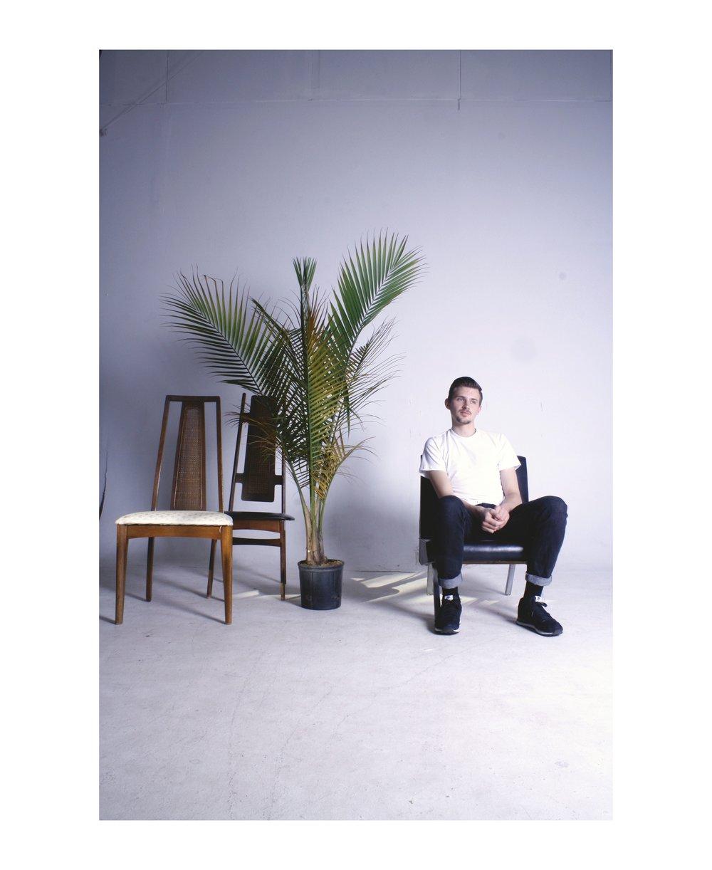 Photo shoot with I.K.
