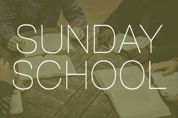 Classes for All Ages - We offer a Sunday School class for every one! All classes begin at 10:00am Sunday mornings.Children's Classes for ages 4-11 are located down in our Family Life Center. Children 3 & under are located in our main building nursery.Adult Class is located in the sanctuary.