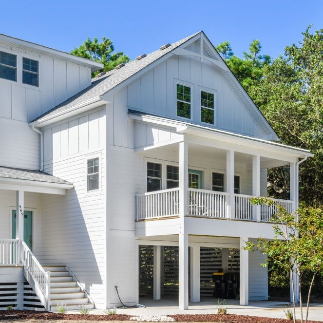 HOMES - Recent work for clients throughout the Outer Banks.