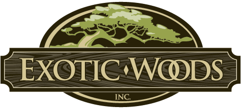 Exotic Woods   5229 Harvester Road Burlington, ON L7L 5L4   905-335-8066    info@exotic-woods.com