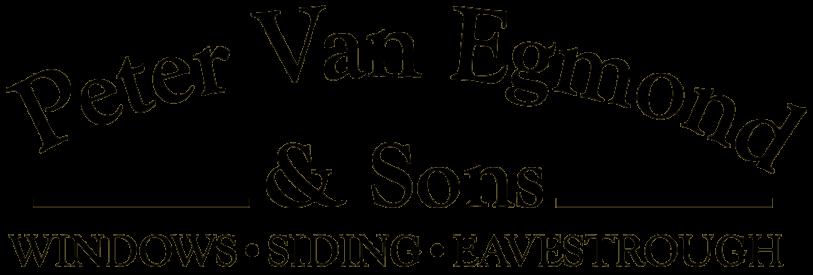 Peter Van Egmond & Sons  4380 South Service Rd. Unit 20 Burlington, ON L7L 5Y6   905-336-1557    pvanegmond@on.aibn.com