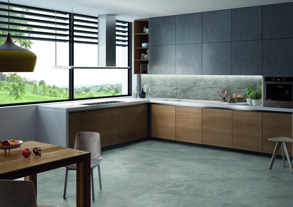 Cornerstone Slate Grey 60x120-Parallelo Amb Cucina.jpg