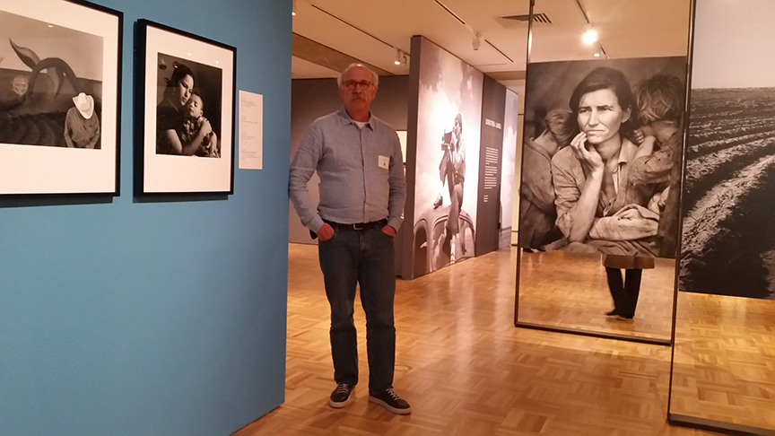 POLITICS OF SEEING, OAKLAND MUSEUM OF CALIFORNIA
