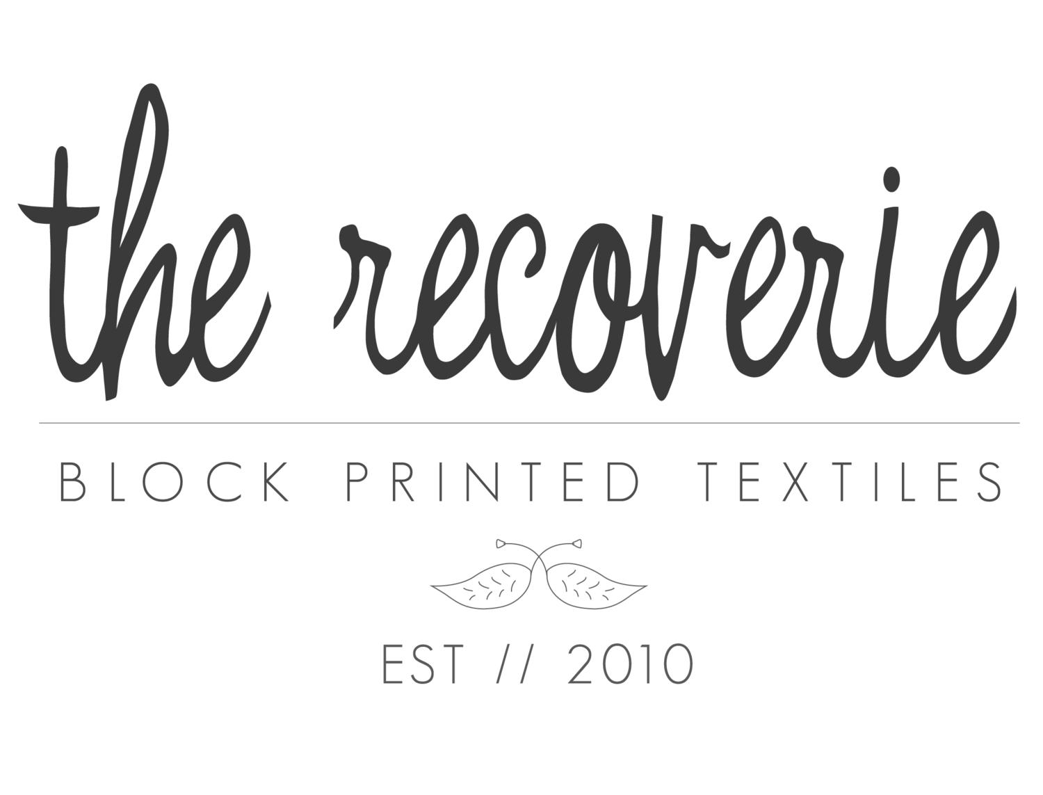 The Recoverie | Handmade Block Printed Textiles
