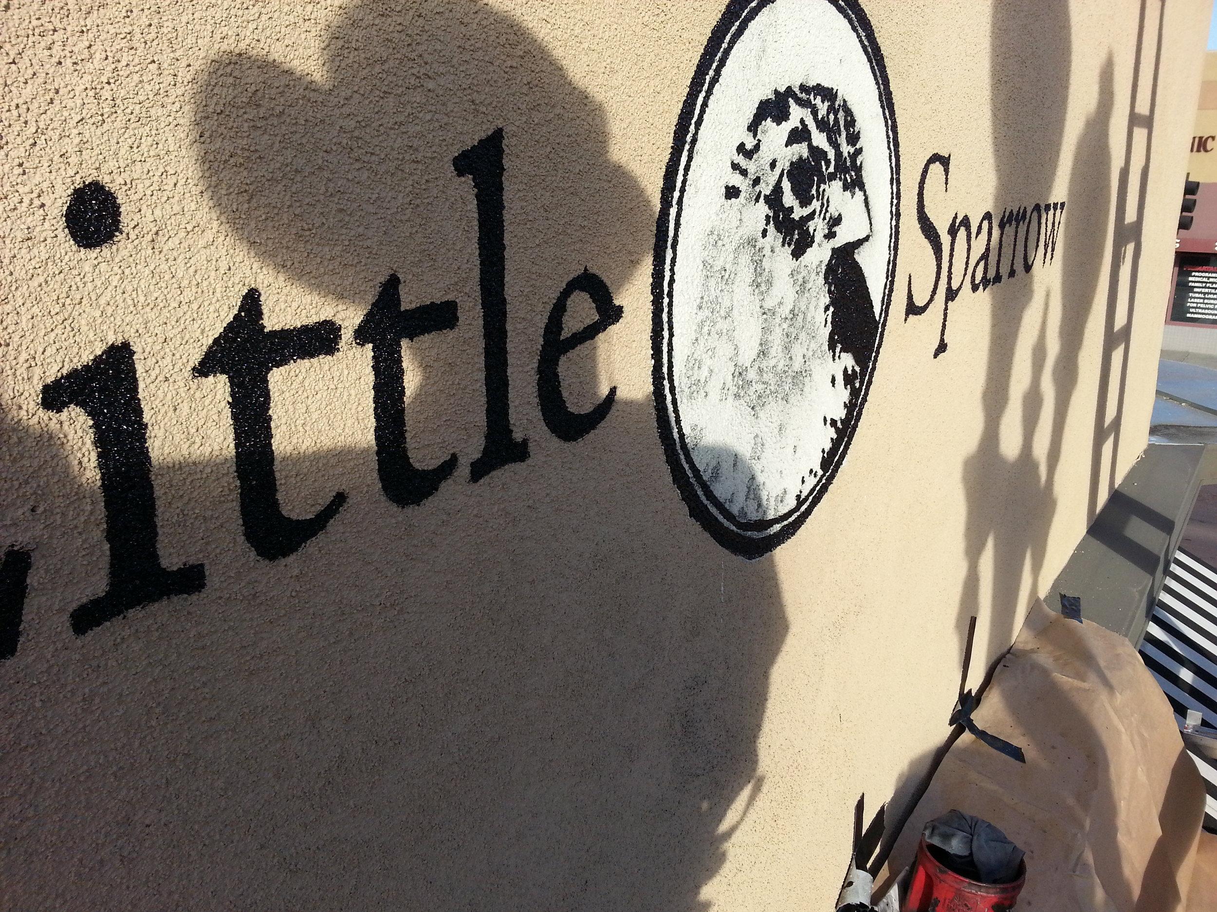 LittleSparrow-partway
