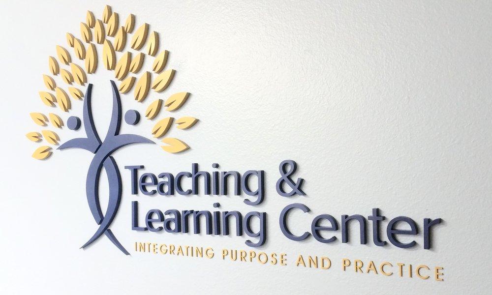 California Baptist University dimensional office logo
