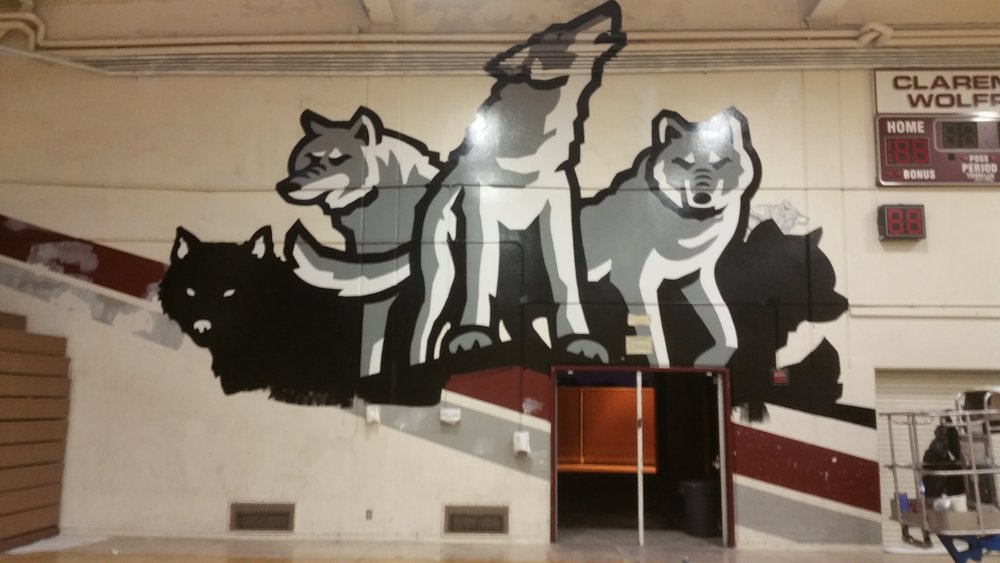 CLAREMONT HS - WOLF HILL COMPLETE