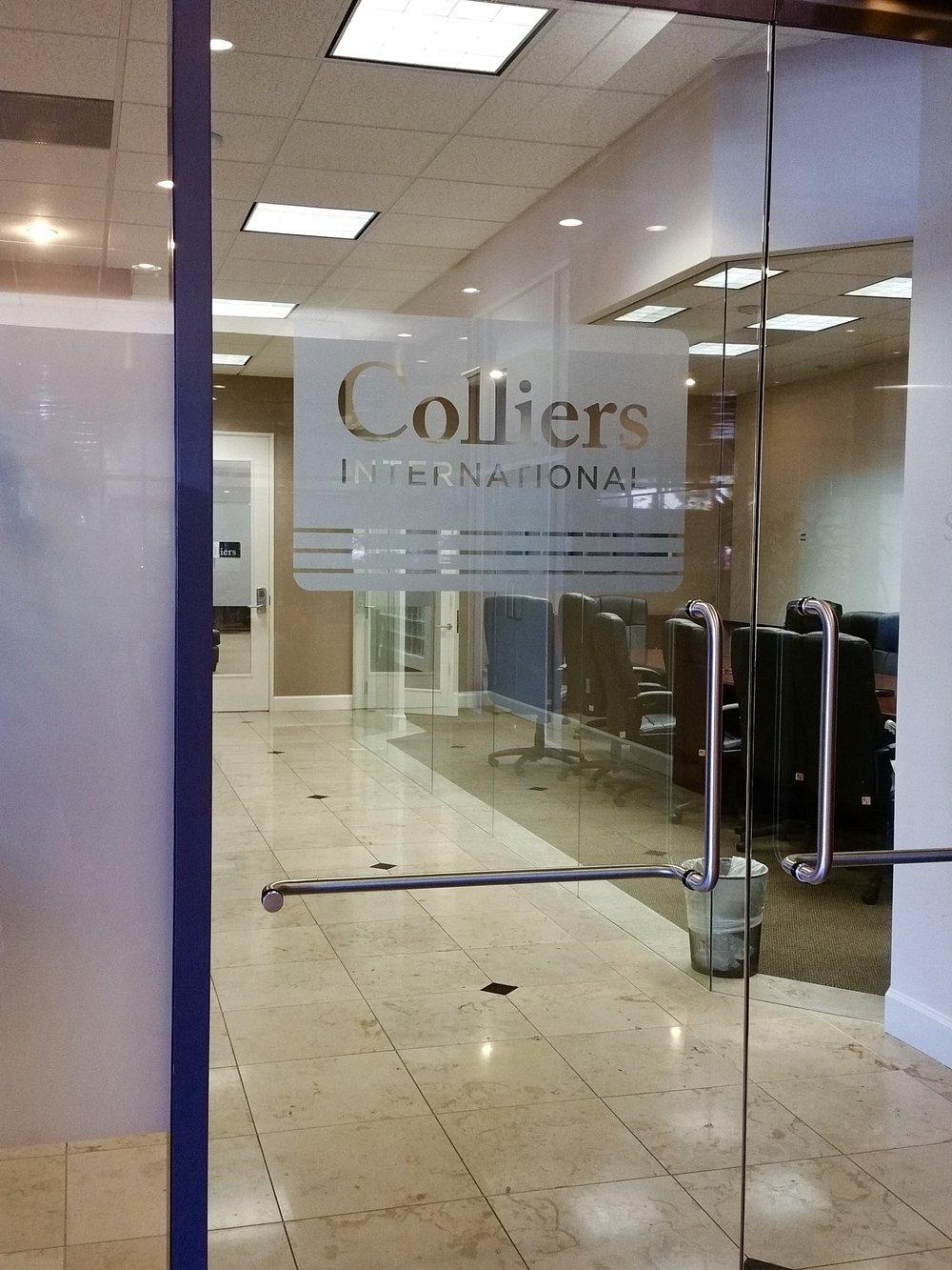 COLLIERS ENCINO ENTRY VINYL