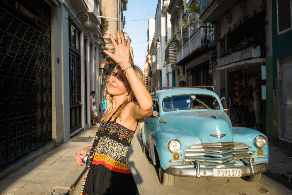 Havana, Cuba. 2018