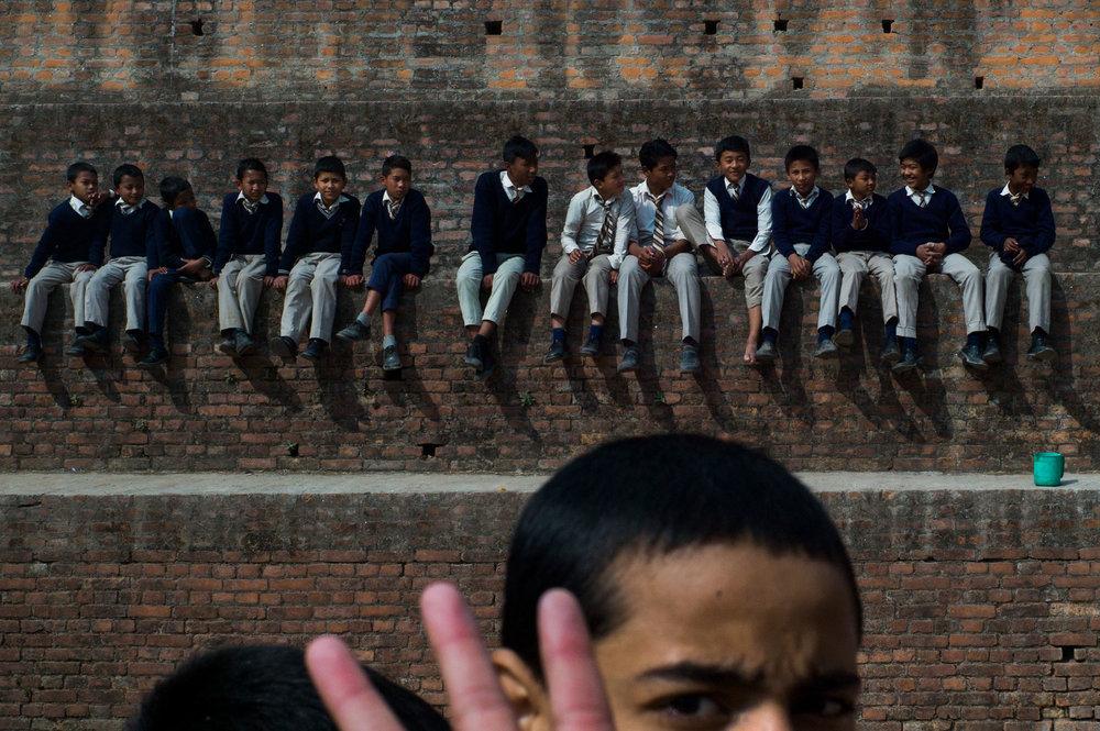 © Kasia Trojak. Bhaktapur, Nepal. 2018