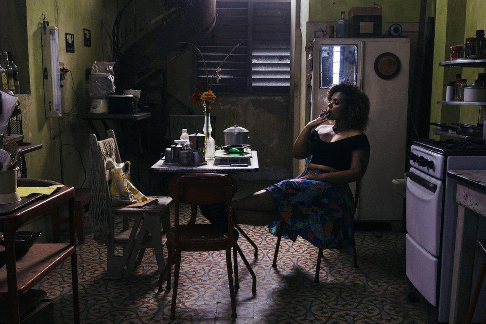 Kasia Trojak. Havana. Cuba