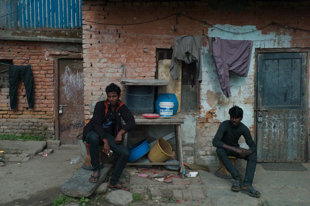 Kasia Trojak. Kathmandu. Nepal