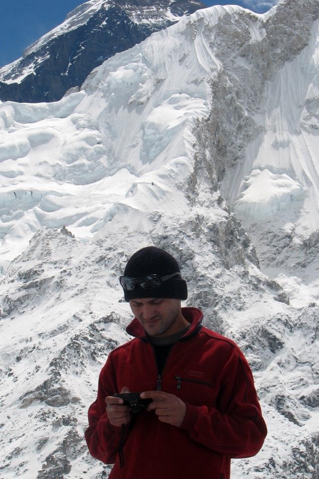 Everest Base Camp, Nepal. 2009