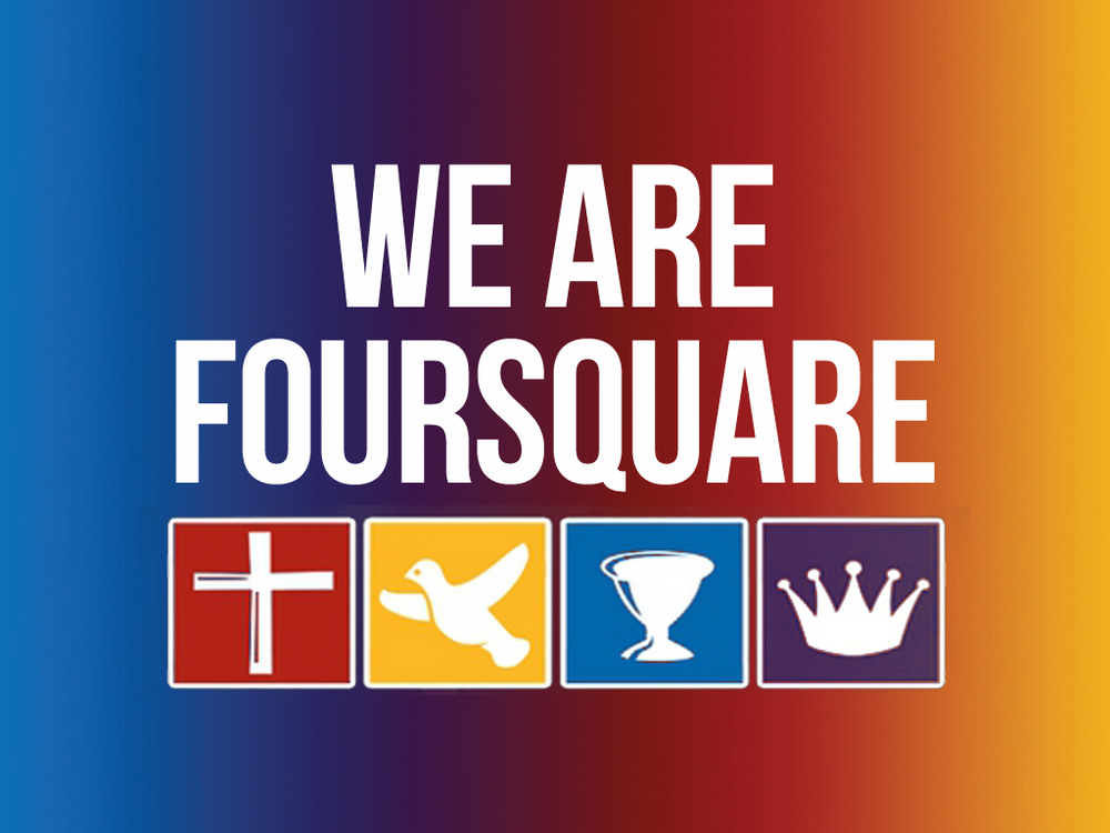 We Are Foursquare - Learn about what Foursquare believes through this series. Jesus is our...