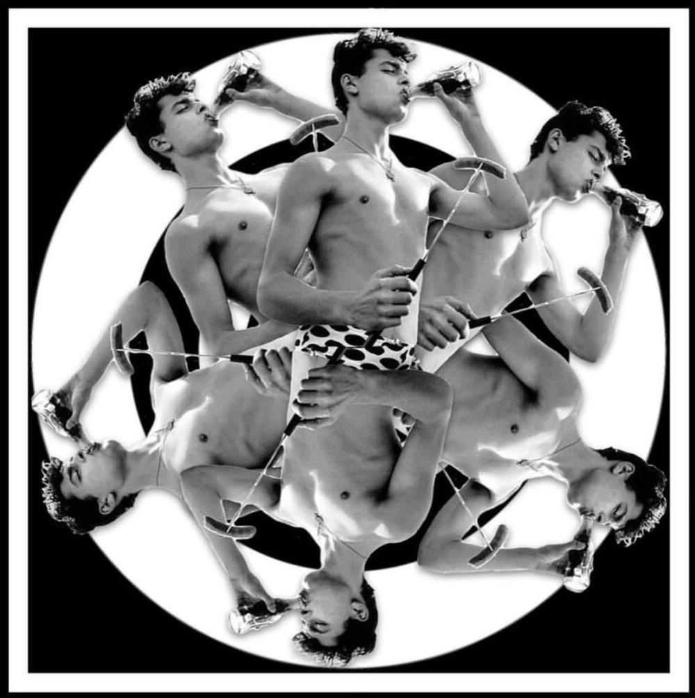 Sal Mineo Spin Wheel.