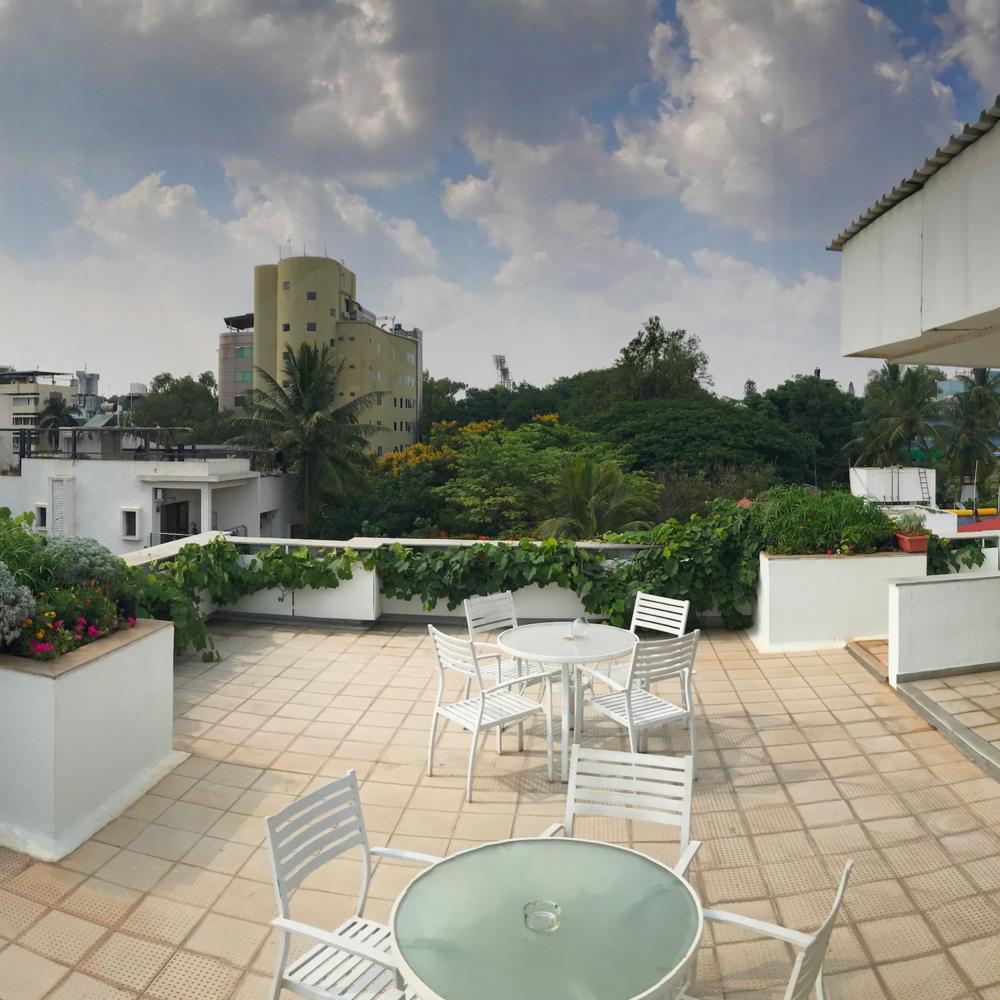 Sky Terrace  -