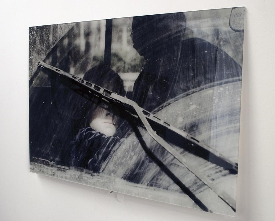 Infanta  70x100cm 2/2 impressão sobre chapa de acrilico.  Coleção Analu Nabuco