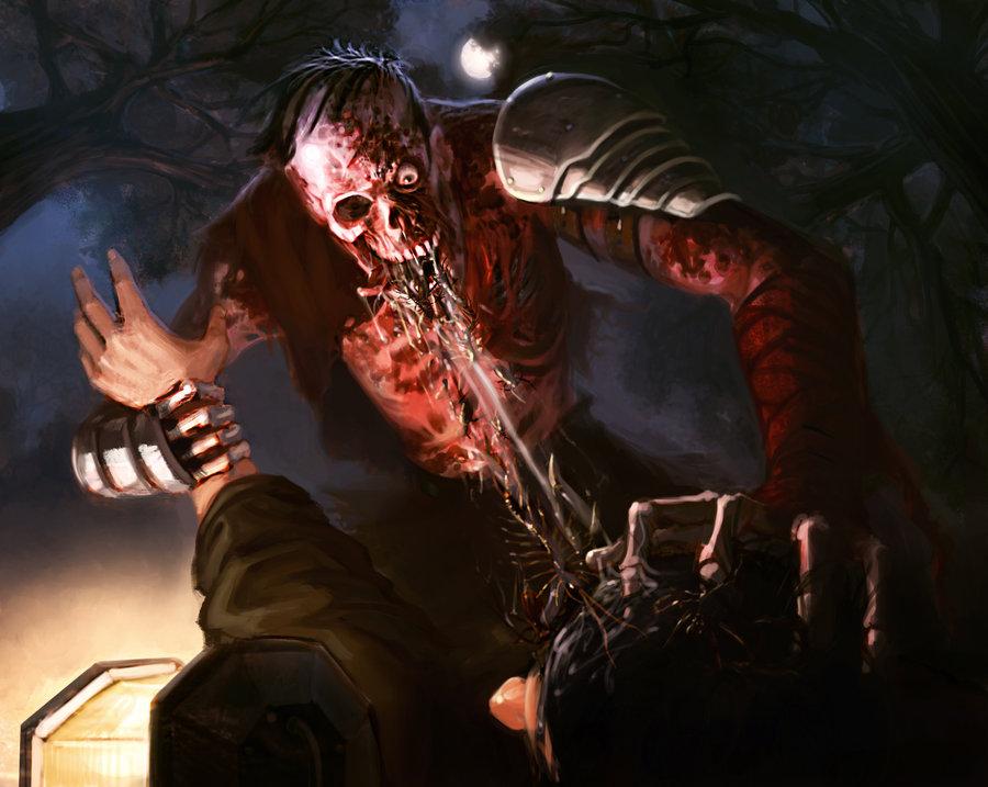 Zombie Surprise -