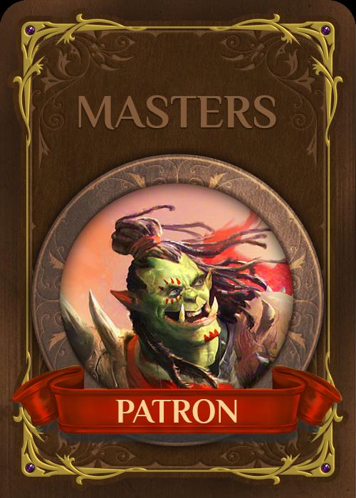 Masters Burkh -