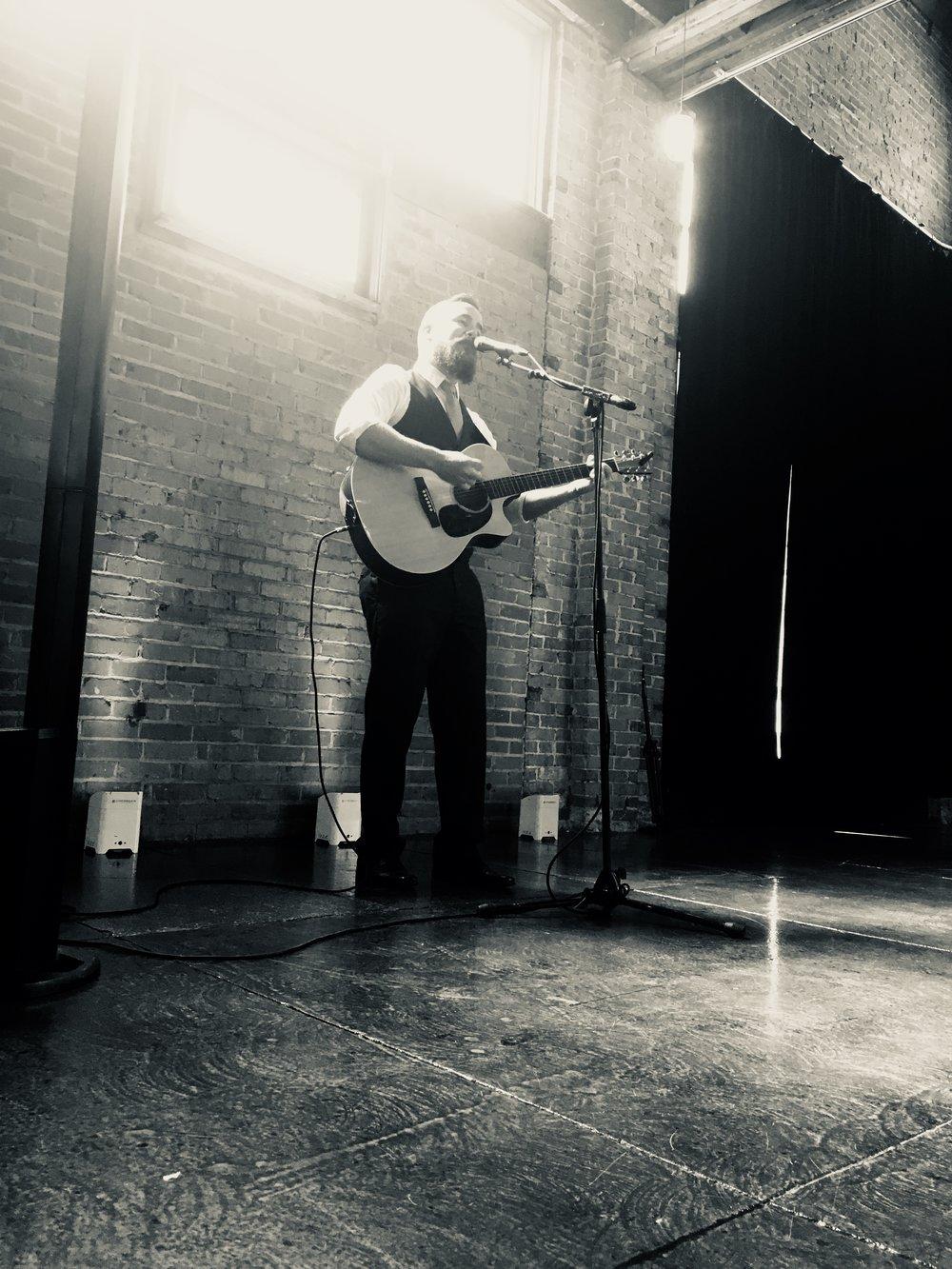 Live at CAVU (2018)