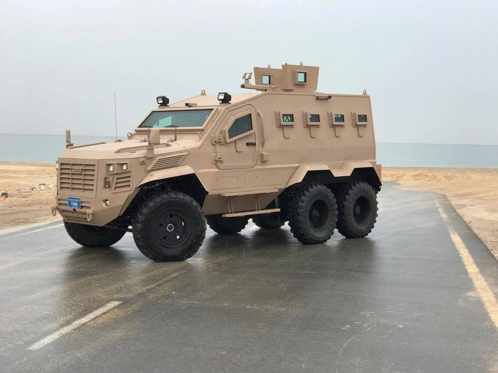 6x6 Conversion Ford Military
