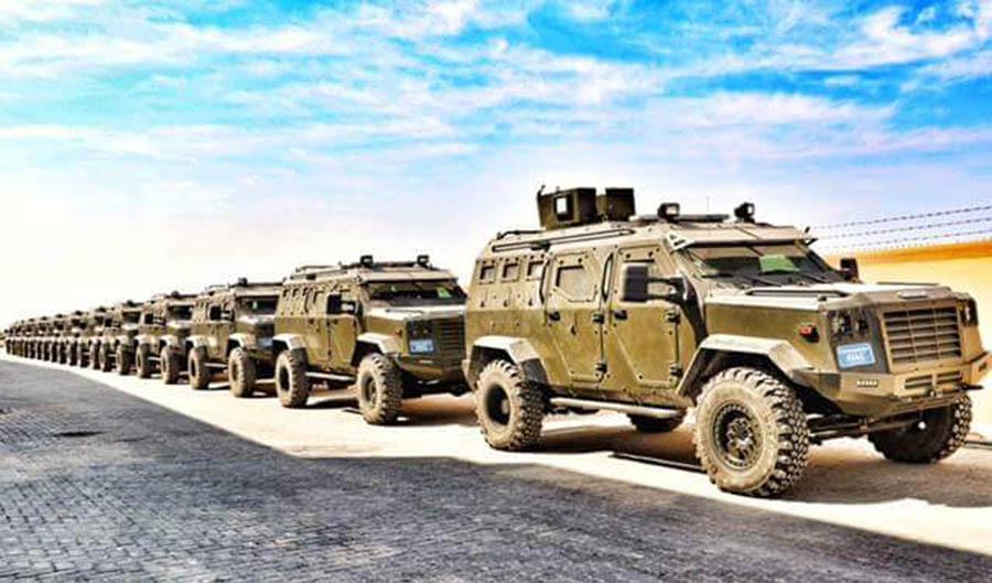 Guardian > Humvee