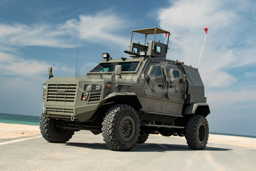 Military 4x4 Armored Truck Wheels