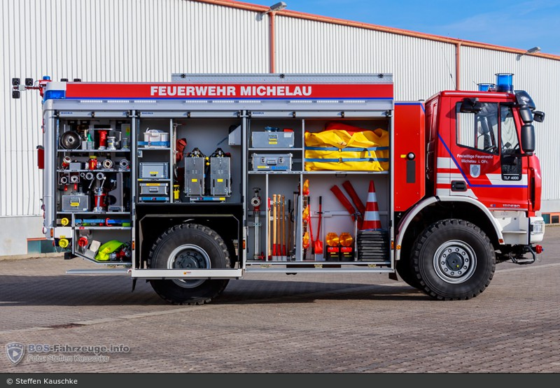 tlf4000 IVECO Fire Truck