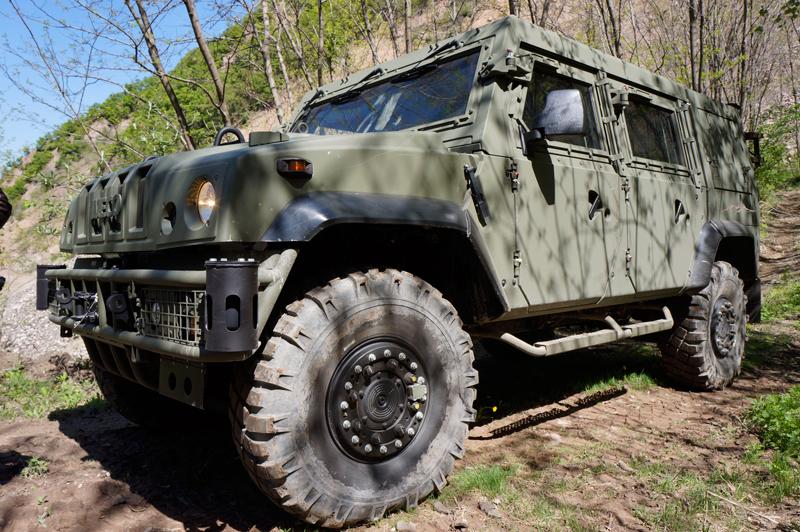 LMV34 lmv2 iveco military