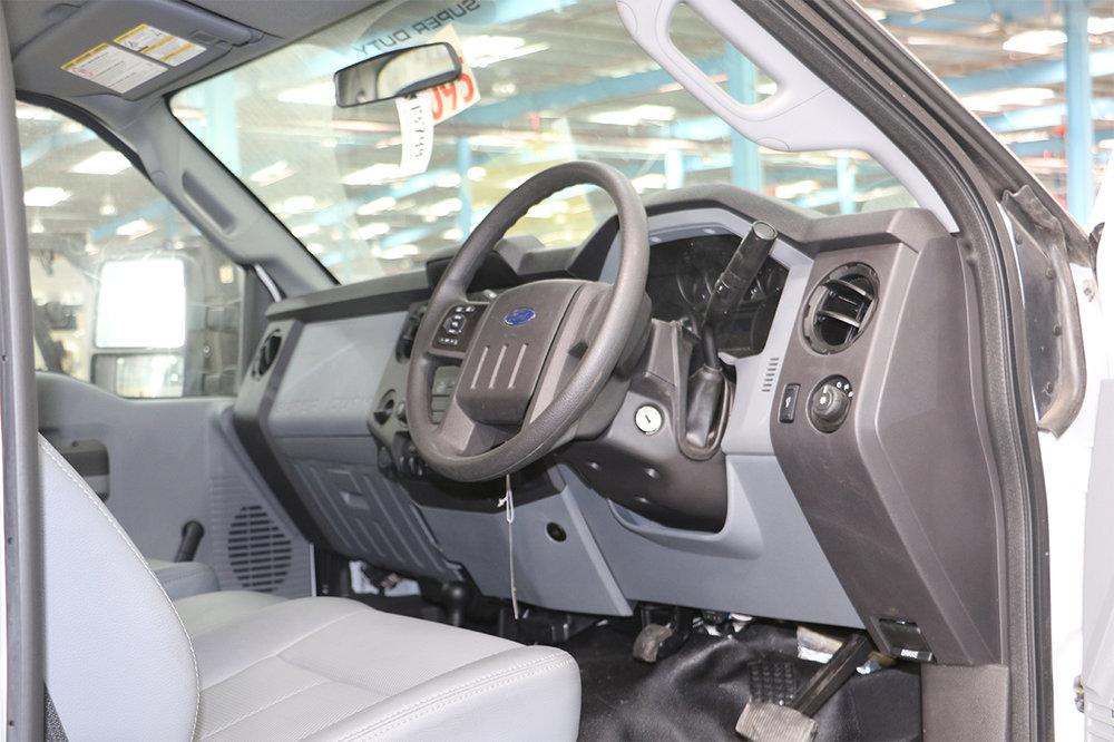 RHD F550 F450 Conversion