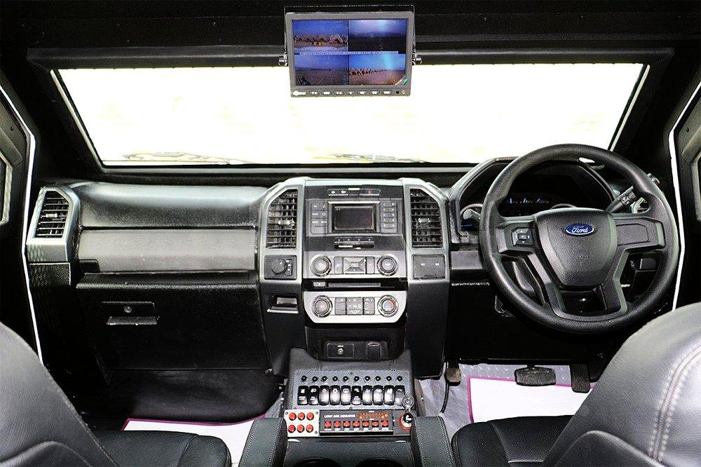 Right hand Drive 6x6 F550
